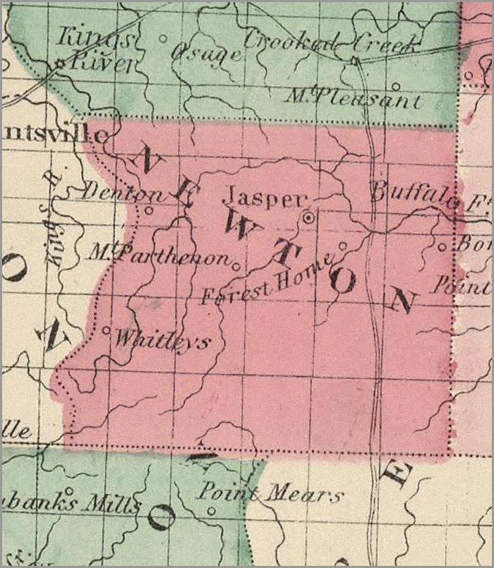 Newton County, Arkansas